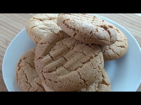 3 INGREDIENT COOKIES - Nicko's Bakery