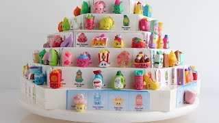 Shopkins Storage Tower for Shopkins Season 2 Collection