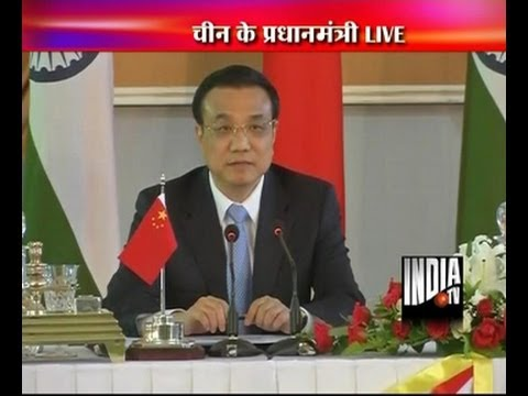 India-China talks on trade and business