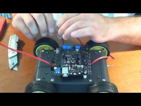 DFRobot Arduino Mobile Platform Review - Part 8 - RUG Community Robot Review