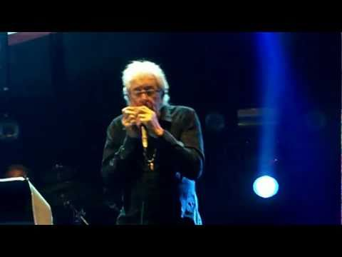 John Mayall - Room to Move (HD) Live at the Ribs&Blues Festival, Raalte (NL)