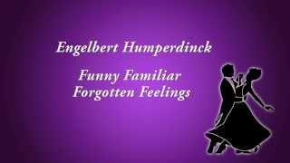 Watch Engelbert Humperdinck Funny Familiar Forgotten Feelings video