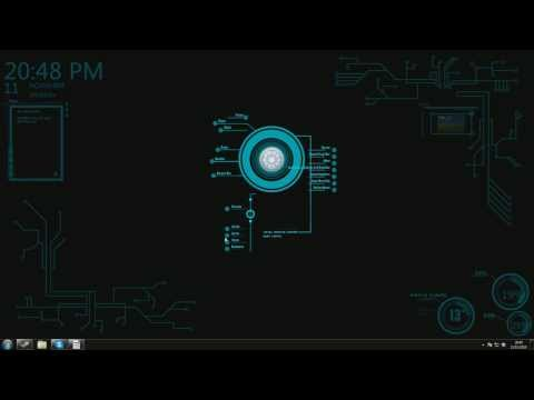 Desktop and Jarvis Demo