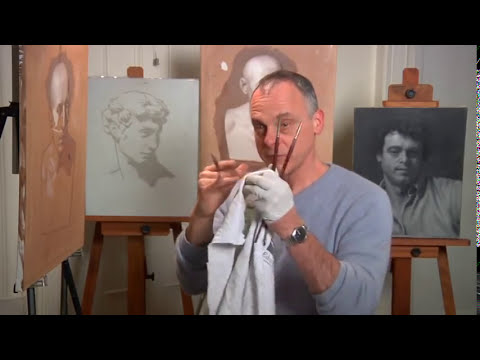 How to Paint: The Grisaille Method with Jon deMartin