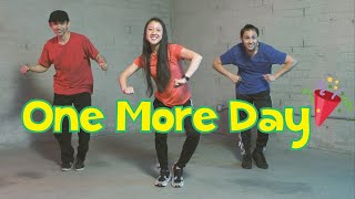 One More Day-Aaron Cole | Beginner Kids Hip-Hop | CJ and Friends
