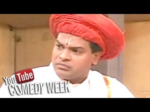Shrimant Damodar Pant - Bharat Jadhav, Vijay Chavan - Marathi Comedy Drama 1 4 - Comedy Week video