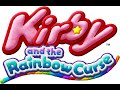 Youtube Thumbnail [OST] Kirby and the Rainbow Curse/Paintbrush - Menu