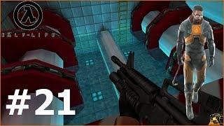 Let´s Play Half-Life [German/Blind] #21 - Gordon der Elektriker