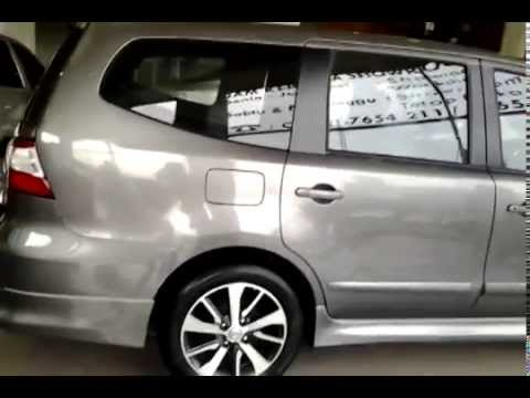 NISSAN NEW GRAND LIVINA HWS AUTECH 2014 INDONESIA