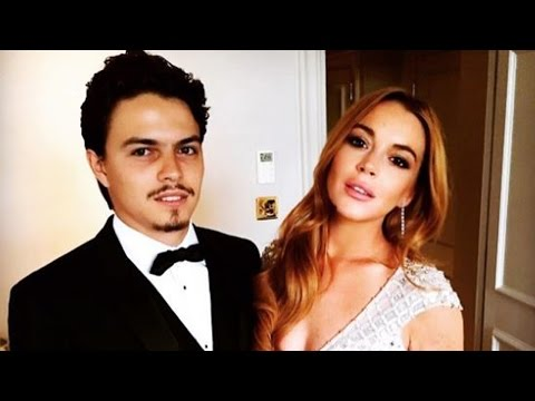 Police Arrive After Lindsay Lohan's Fight With Fiance: He Just Strangled Me