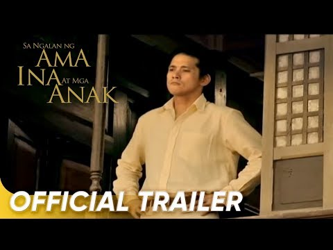 Sa Ngalan Ng Ama Ina At Mga Anak Trailer video