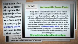 [Buying Superior Quality Automobile Spare Parts for Better Tr...] Video