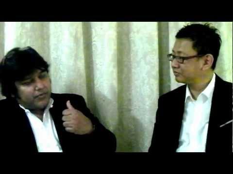 Anupam Sen Gupta with Robin Stienberg Talk Show, National Critics Choice part 1