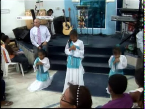 Danza niña - Comunidad Cristiana La Unción
