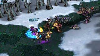 Warcraft 3: Arthas Campaign - Undead 05 - Twitchy Living (Part 1)