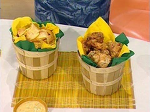 Yo, cocinero - Pollo frito con papas chips