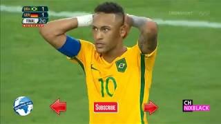 OMG! Brazil 5-4 Germany 2016 Olympic Final All Goals & Extended Highlight FHD/1080P