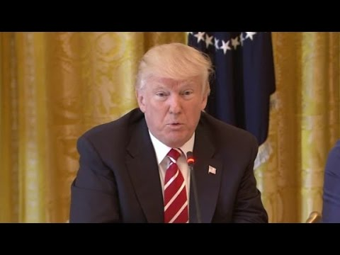 "Trump on ""mean"" line: Obama stole ""my term..."