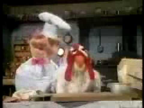 Swedish Chef Chicken Muppets Muppets Swedish Chef