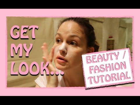 Get My Look... Beauty  Fashion Tutorial