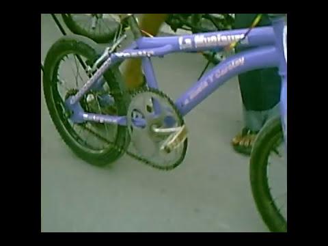 los chamakitos en cura calibrando en bicicleta parte 3