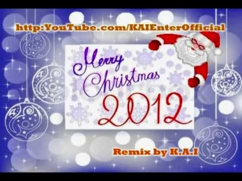 [nonstop Offiicial]dj Merry Christmas 2012 Remix By K.a.i video