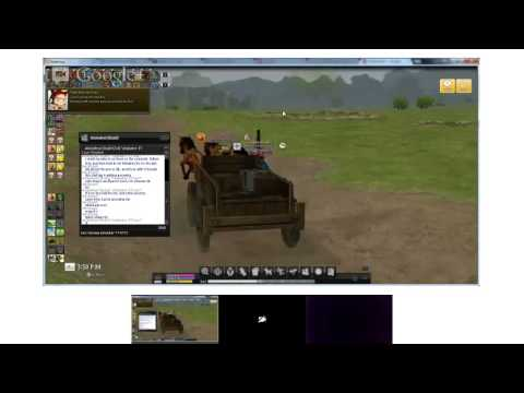 Let's Play Mabinogi Live stream 5/4/13