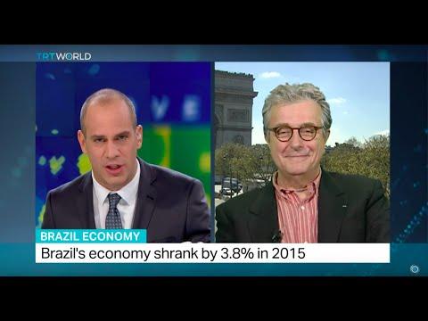 TRT World Editor-at-Large Craig Copetas talks about Brazil's economy