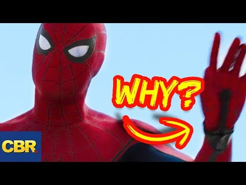 10 Superpowers Spiderman Has That Are Completely Useless! en streaming