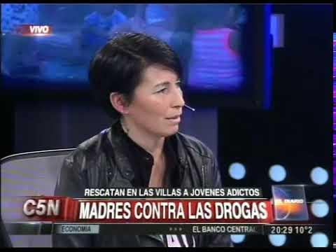 C5N - SOCIEDAD: MADRES CONTRA LAS DROGAS