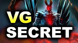 SECRET vs VICI GAMING - REAL FIGHT! - KUALA LUMPUR MAJOR DOTA 2