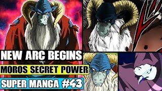 NEW ARC BEGINS! Moro Vs The Kaioshins! Dragon Ball Super Manga Chapter 43 Review