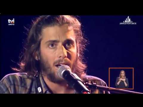 Savlador Sobral - Live at 'Juntos por Todos' 27-06-2017 - Stunning!!