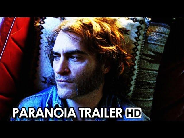 Inherent Vice Official 'Paranoia' Trailer (2014) - Joaquin Phoenix Movie HD