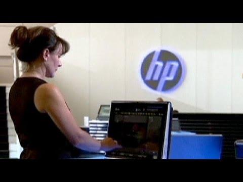 HP divide-se em duas - corporate