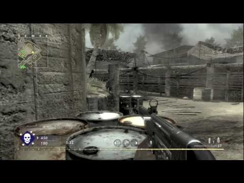 Call of Duty 5 World at War - Team Deathmatch XXX