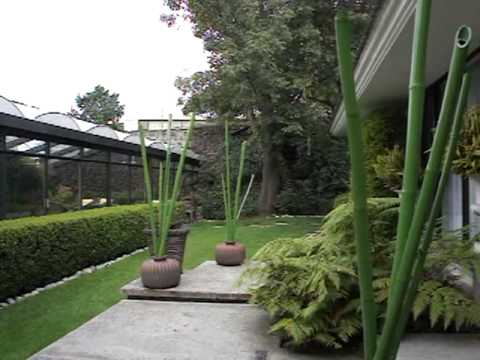 Venta de casa en jardines del pedregal youtube for Jardines modernos para casas