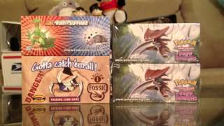 Pokemon 1st Edition Booster Boxes eBay Unboxing Steve