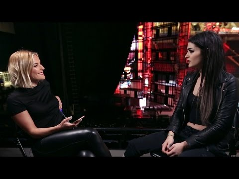 Paige on leaving home at an early age, on WWE Network