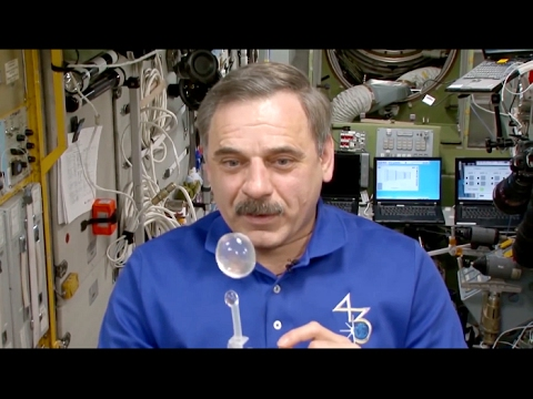 How Do Astronauts Drink In Space