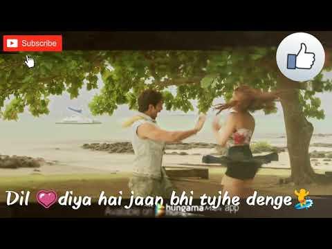 Aa To Sahi| Judwaa 2| Lyrics| Whatsapp Status| Varun Dhavan| Neha Kakkar🔥💌�