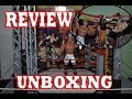 TNA Ultimate X playset UNBOXING & REVIEW