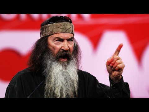 Duck Dynasty star: Same sex marriage is 'evil'