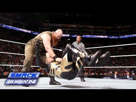 Stardust & Goldust vs. Luke Harper & Erick Rowan: SmackDown, Aug. 22, 2014