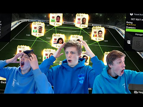 FIFA 15 - BIGGEST WAGER EVER!!