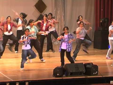 Dhinka Chika Dubai Indian Scool .mov video