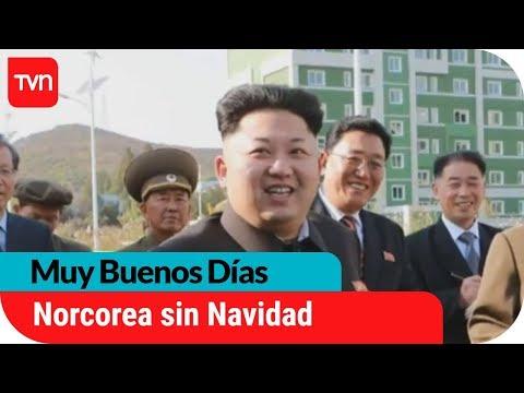 Kim Jong-Un prohibió celebrar la Navidad en Corea del Norte | Muy buenos días