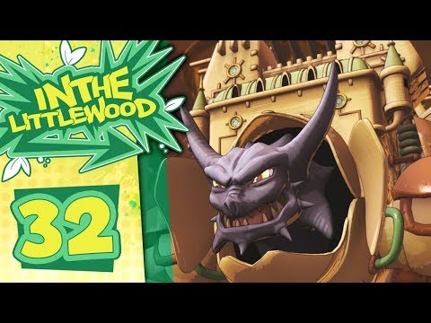 Ni No Kuni II: Revenant Kingdom - Part 32 - Bastion The Four Legged Fortress