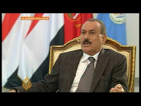 Yemen's president says Iran supports Houthis - 9 Sept 09