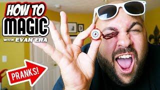 10 Impossible Magic Body Pranks!